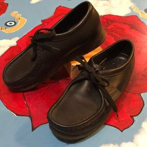 Original Clarks Wallabee